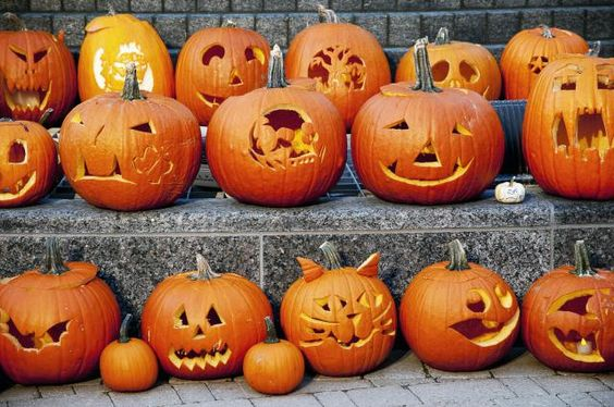 Ideas para decorar la Calabaza de Halloween \u2013 Una Pajarita
